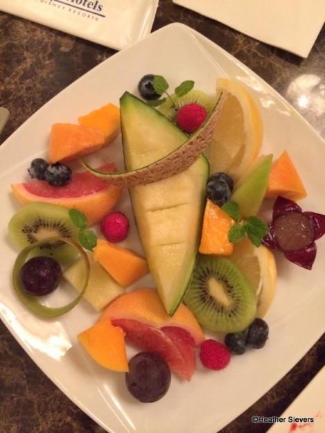 Dreamer's Lounge Fruit Platter