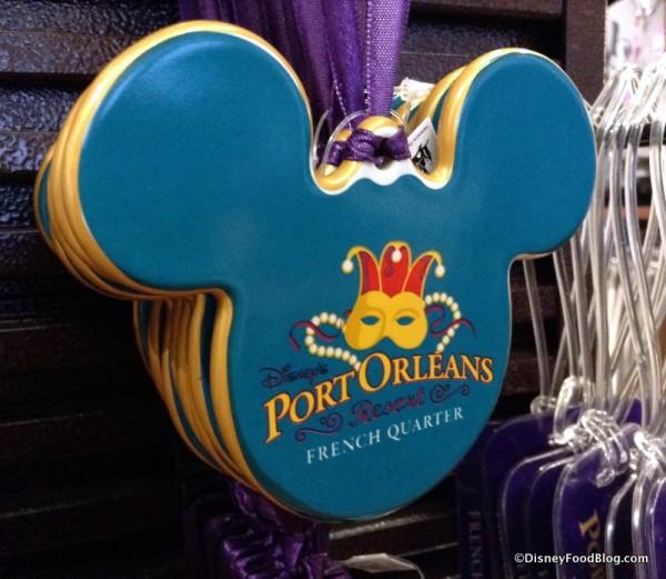 Port Orleans French Quarter ornament