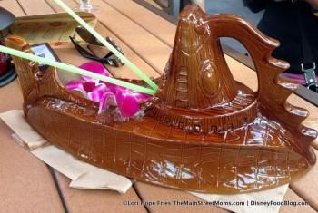Nautilus Drink at Trader Sam's Grog Grotto