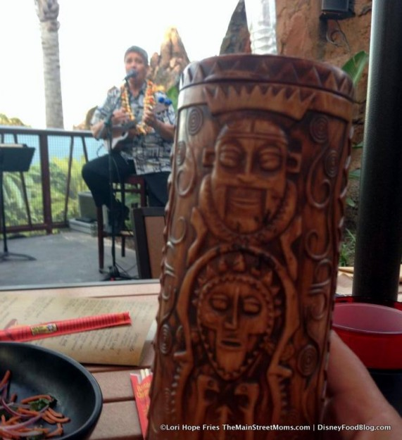 The Tiki Tankard!