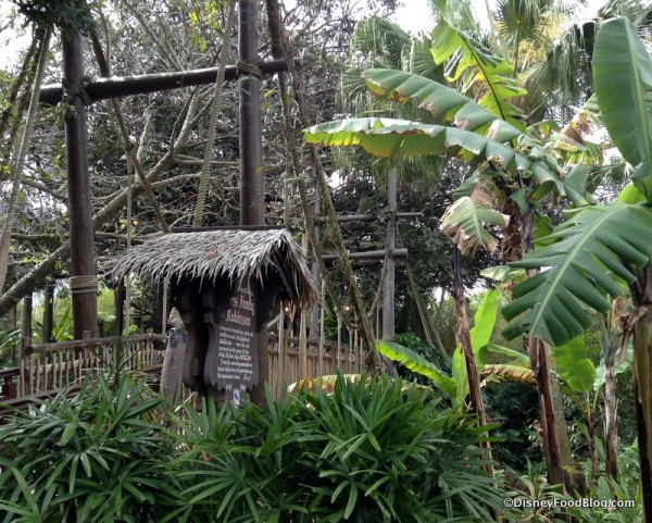 Swiss Family Robinson Treehouse