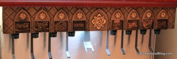 Fountain Drink Dispenser