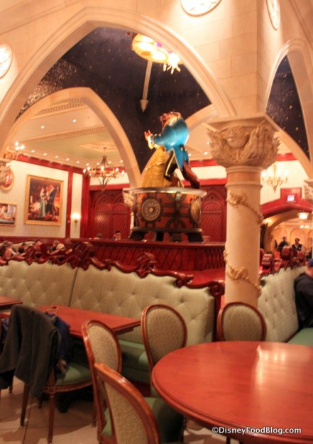Seating in the Music Box Room
