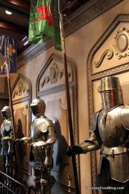 Whispering Suits of Armour