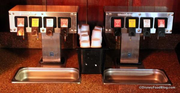 Condiment Dispensers