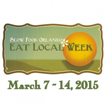 EatLocalWeek Orlando Logo
