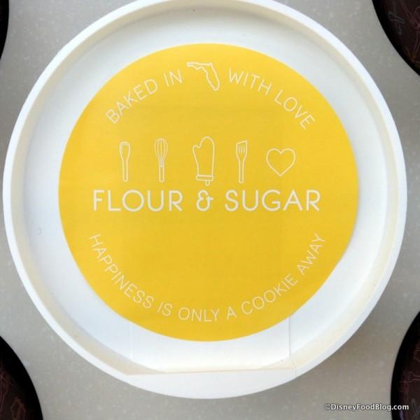 Flour and Sugar logo