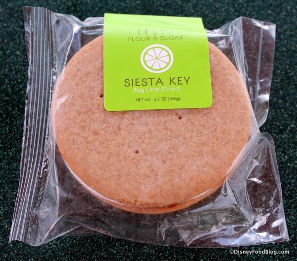 Key Lime S'more for Siesta Key