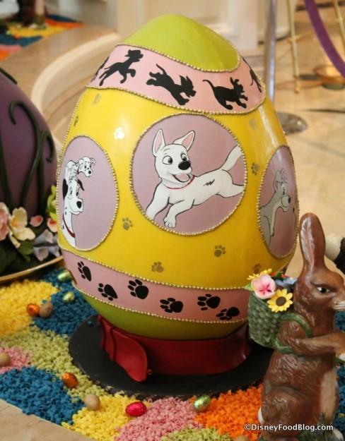 Disney Dogs egg