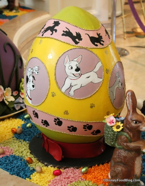 Disney Dogs egg