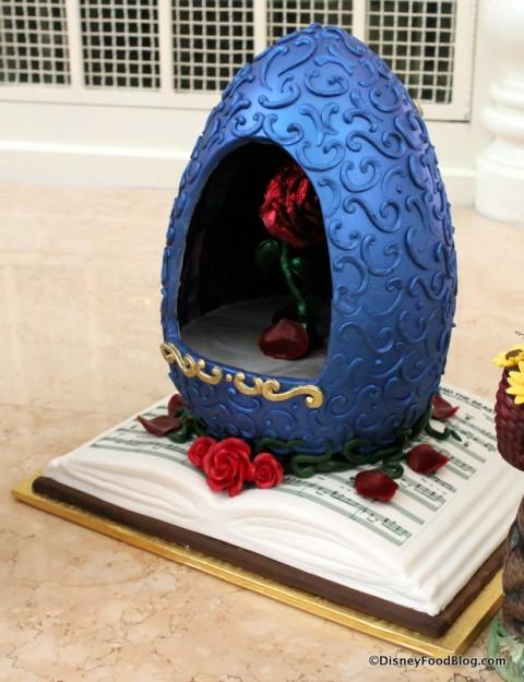 Enchanted Rose Egg