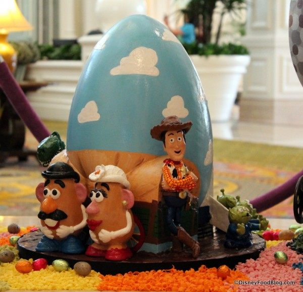Toy Story Egg