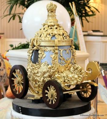 Cinderella's Coach Egg