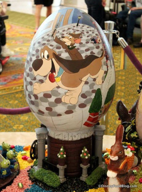 Great Mouse Detective Egg