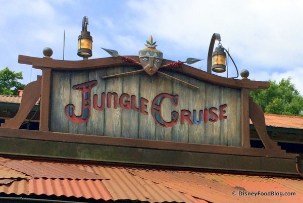 Jungle Cruise Eats? Sign Me UP!!!