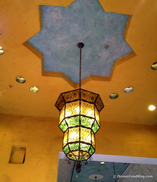 Beautiful Lighting and Ceiling Detail