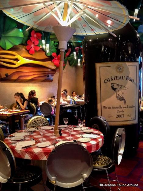 Chez Rémy Table and Decor