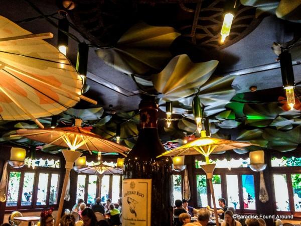 Chez Rémy Dining Room