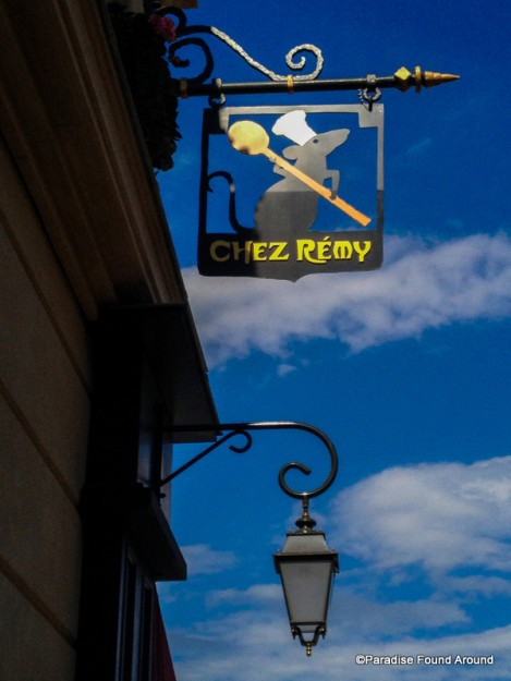 Welcome to Chez Remy