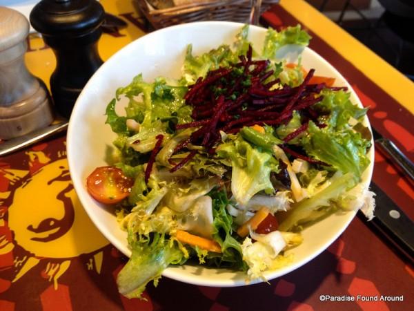Chez Rémy Salad