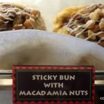 Spotted: Macadamia Pastries at Polynesian Village Resort's Kona Island