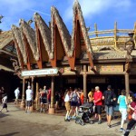 News! Pre-Order Your DOLE WHIP at Magic Kingdom's Aloha Isle with Mobile Order