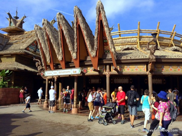 Sunshine Tree Terrace Morphs Into Aloha Isle Overnight!