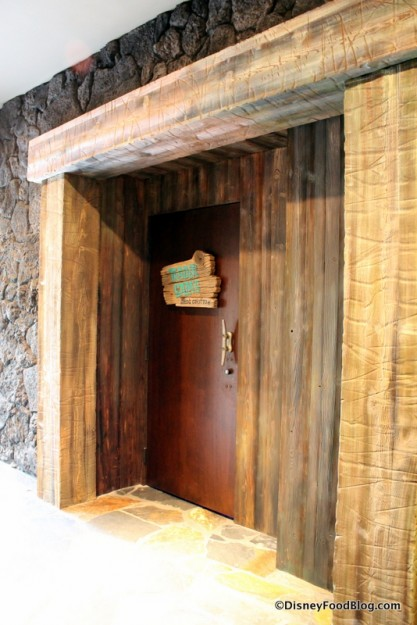 How long until you can get past Trader Sam's door?