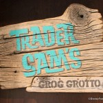 Review: Trader Sam's Grog Grotto and Tiki Terrace at Disney World's Polynesian Village Resort