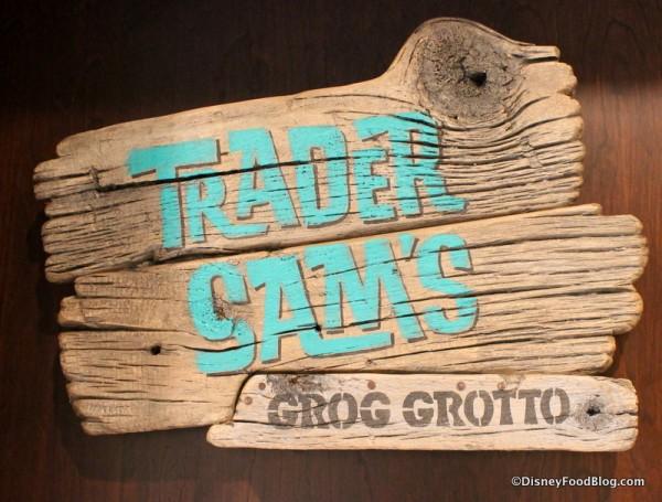 Trader Sam's Grog Grotto