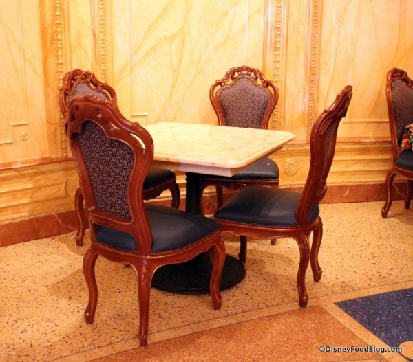 Pull up a chair at a Disney World Table Service Restaurant
