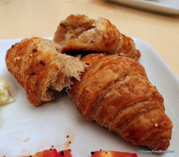 Multigrain Croissants