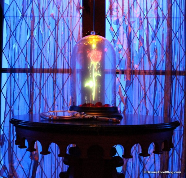 Want to see the last petal drop at Be Our Guest Restaurant? Planning ahead is key!