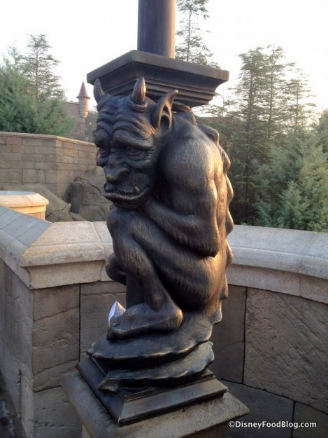 Be Our Guest Gargoiyle