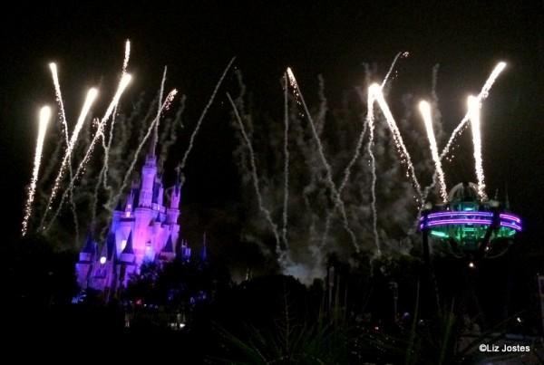 Fireworks View!