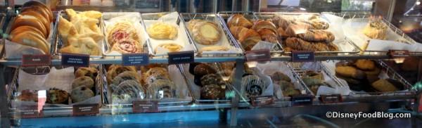 Kona Island Bakery Case