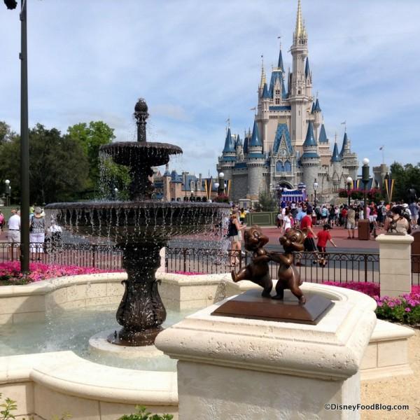 Walt Disney World's Magic Kingdom