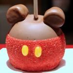 Review: Mickey Caramel Apple at Magic Kingdom's Big Top Treats