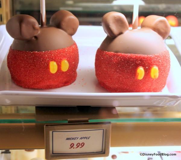 Mickey Apples