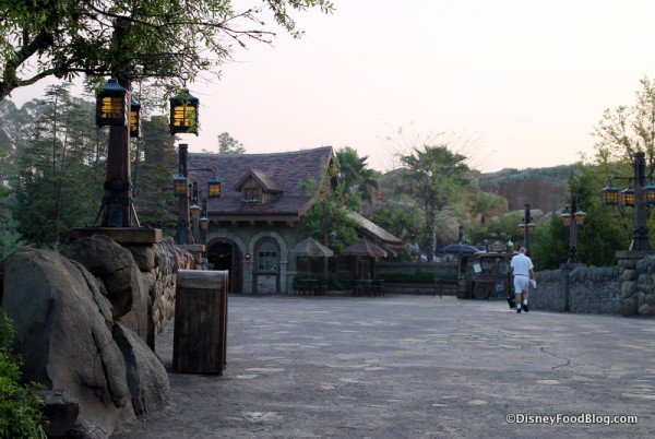 Quiet New Fantasyland