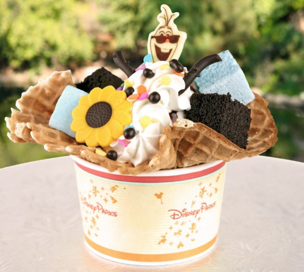 Olaf's Perfect Sundae Day ©Disney