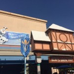 Dining in Disneyland: Frozen Fun Food at Disney California Adventure