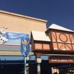 Dining in Disneyland: Frozen Fun Food at Disney California Adventure