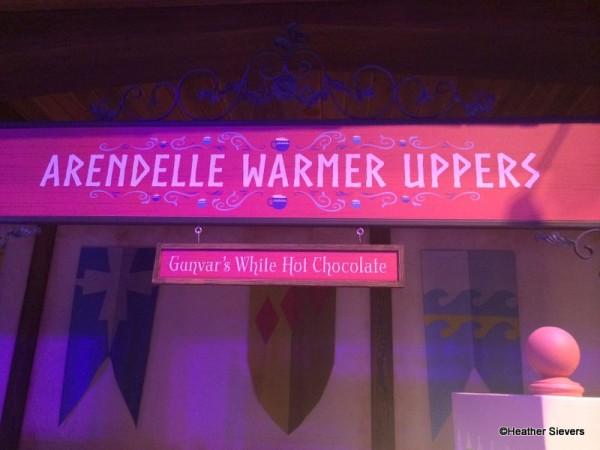 Arendelle Warmer Uppers