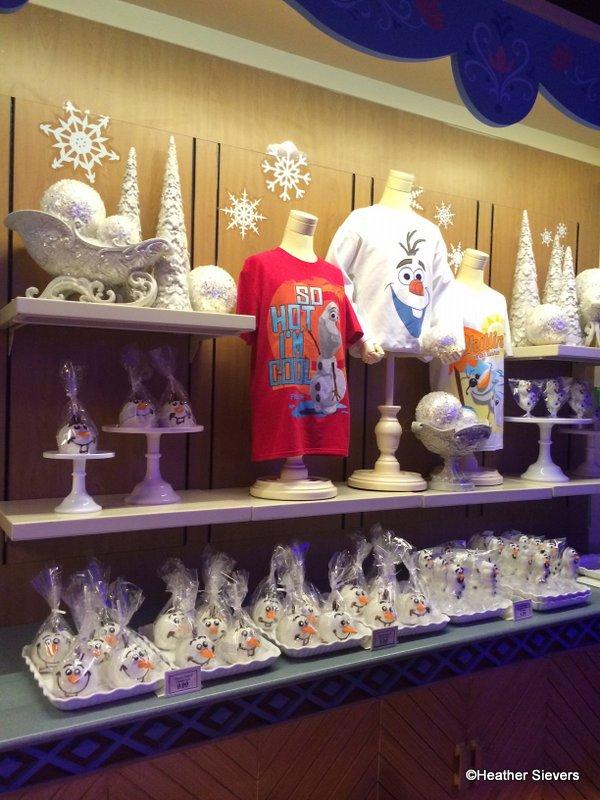 Disney Frozen Build Your Own Snowman Cookie Kit