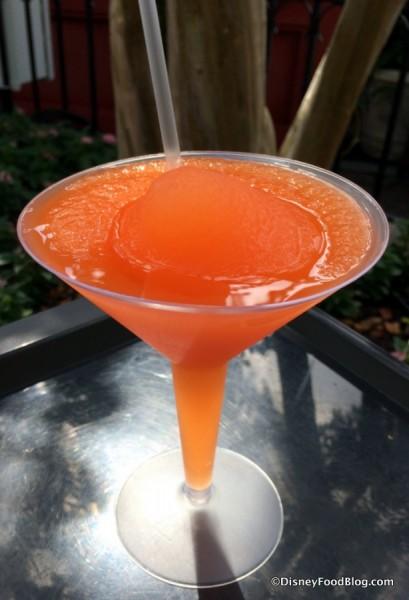 La Passion Martini Slush