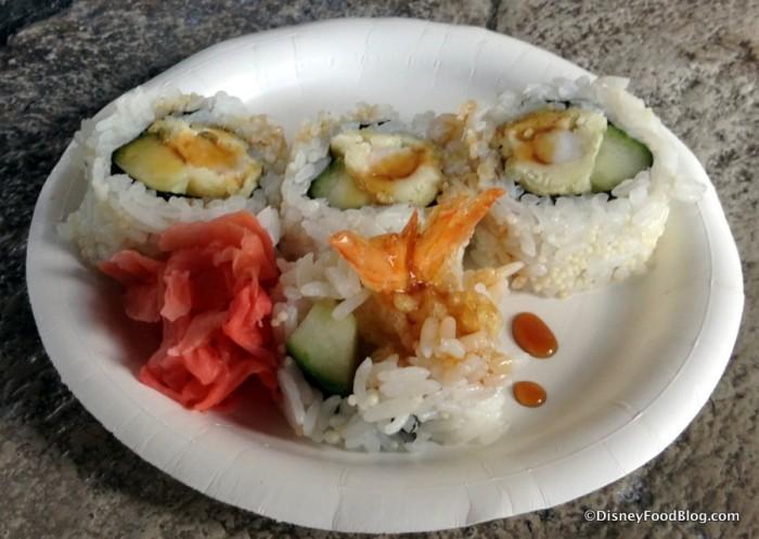 Tempura Shrimp Roll
