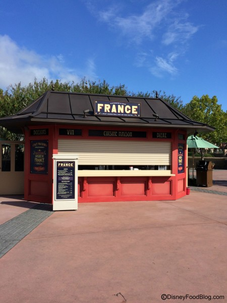 2015 France Marketplace Booth
