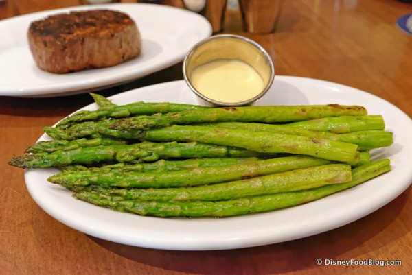 The Legendary Side of Asparagus