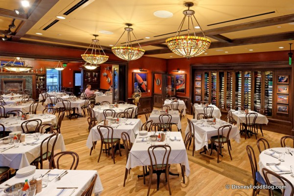 The Regatta And Trophy Room Private Dining Area